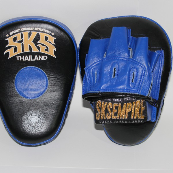 "SKS curved focus mitts ""PLV03"""