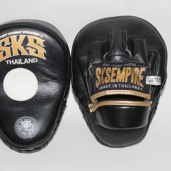 "SKS curved focus mitts ""PLV02"""